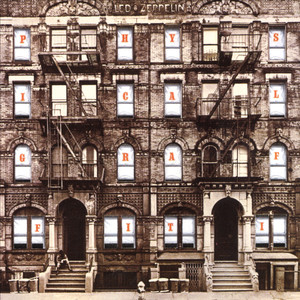 Physical Graffiti Albumcover