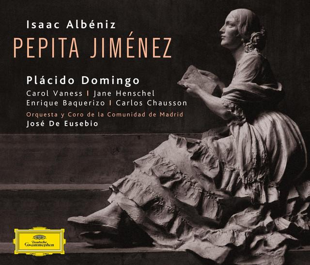 Albéniz: Pepita Jiménez