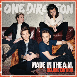 Made In The A.M. (Deluxe Edition) Albumcover