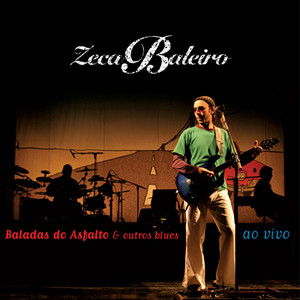 Baladas Do Asfalto e Outros Blue Ao Vivo Albumcover