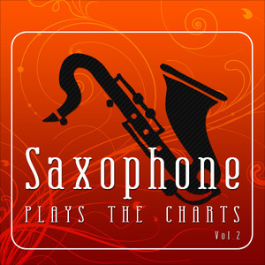 Saxophone Plays the Charts - Vol.2 Albumcover