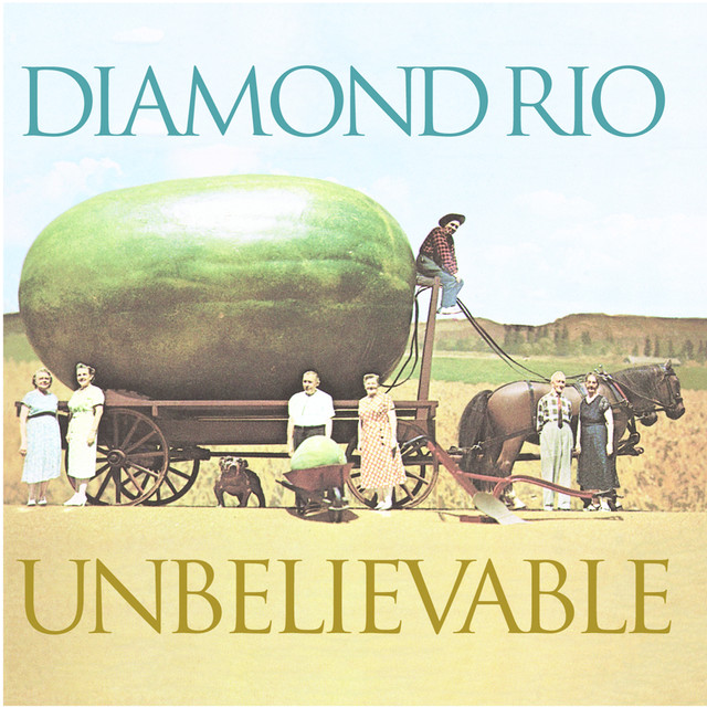 diamond rio kissable huggable loveable unbelievable