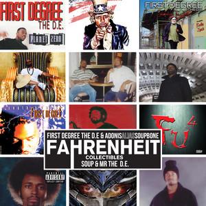 Fahrenheit Collectibles, Soup & Mr. The D.E.