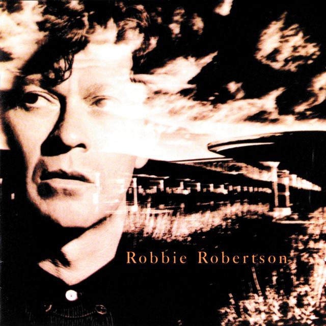 Robbie Robertson Robbie Robertson album cover