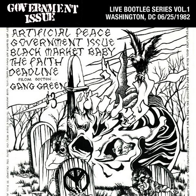 Live Bootleg Series Vol. 1: 06/25/1982 Washington, DC @ Wilson Center