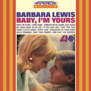 Barbara Lewis Baby, I'm Yours cover