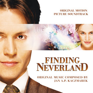Finding Neverland (Soundtrack) Albumcover