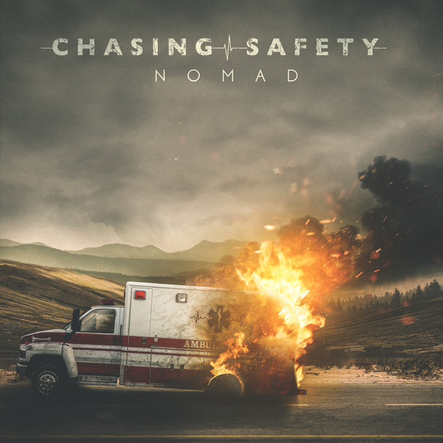Album cover for Nomad by Chasing Safety