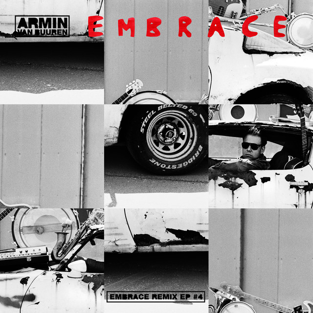 Armin van Buuren Embrace Remixes EP (#4) album cover