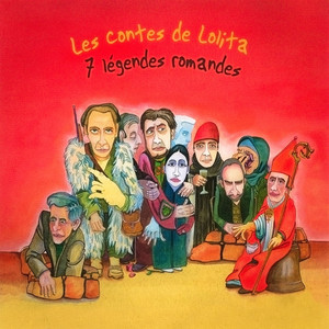Les contes de Lolita : 7 légendes romandes (Vaud, Genève, Fribourg, Valais, Neuchâtel, Jura) album