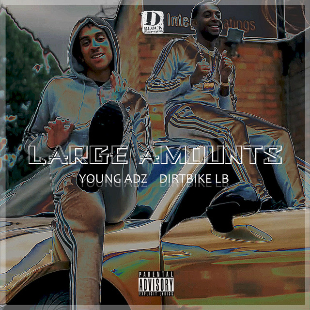 Large Amounts (feat. Young Adz & Dirtbike LB)