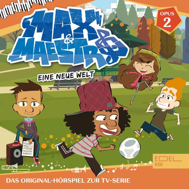 Folge 2: Eine neue Welt (Das Original-Hörspiel zur TV-Serie) Cover