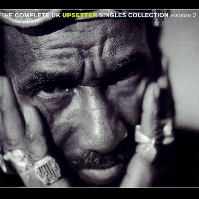 Various Artists The Complete UK Upsetter Singles Collection - Volume 3 album cover