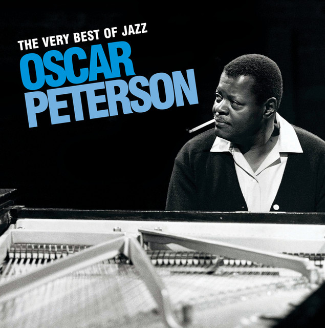 Oscar Peterson The Very Best Of Jazz - Oscar Peterson album cover
