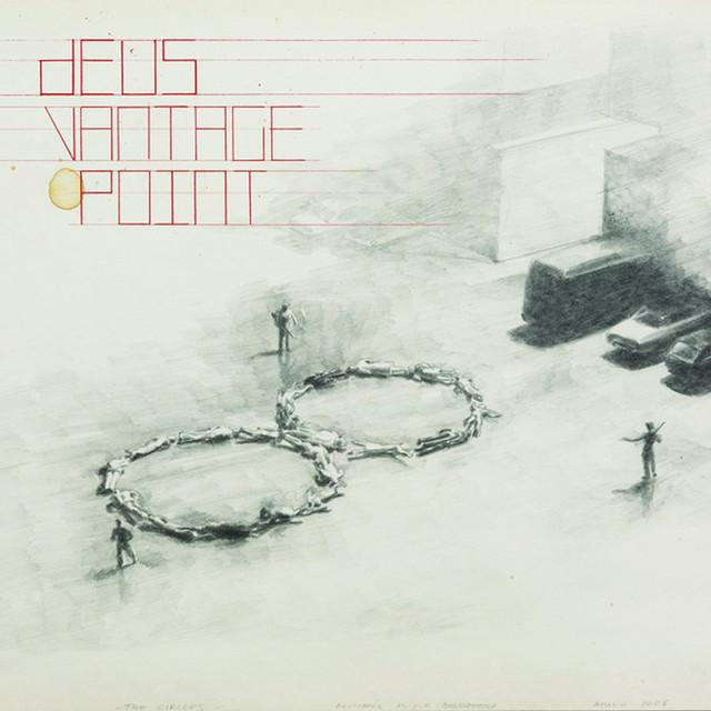 Album cover for Vantage Point by dEUS