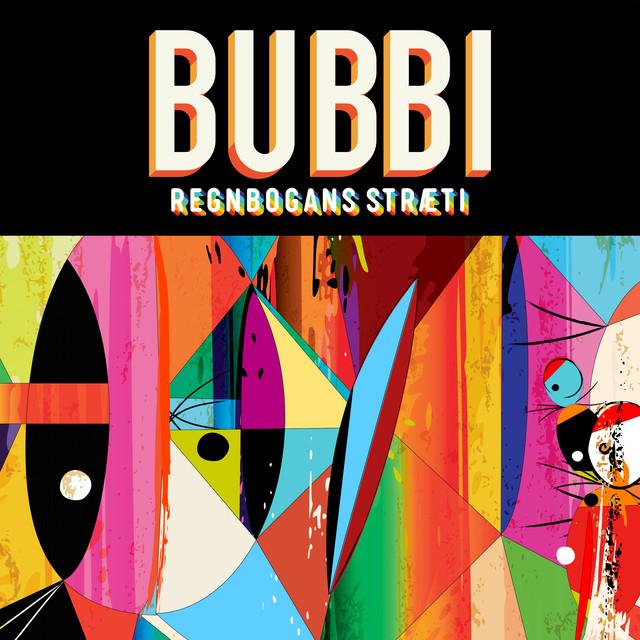 Album cover for Regnbogans stræti by Bubbi Morthens