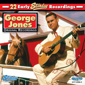 22 Early Starday Recordings - George Jones