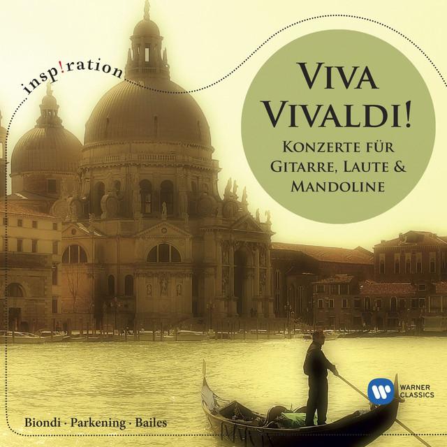 Viva Vivaldi! Musik für Gitarre, Laute & Mandonline Albumcover