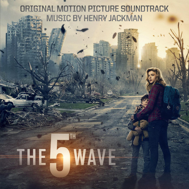 Album cover for The 5th Wave (Original Motion Picture Soundtrack) by Henry Jackman