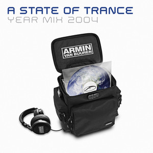 A State Of Trance Year Mix 2004 (Mixed Version) Albumcover