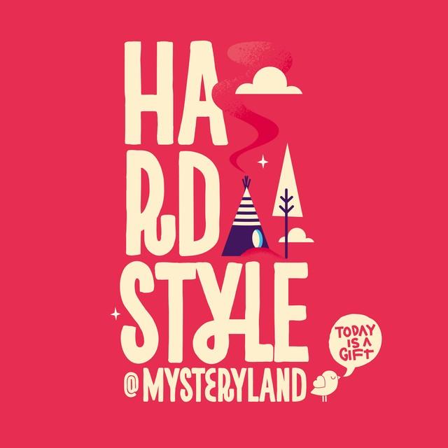 Hardstyle @ Mysteryland 2013