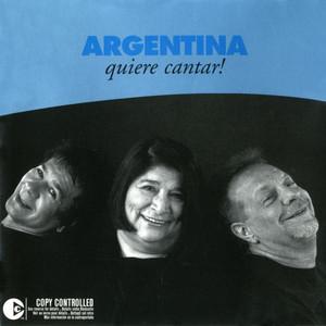 Argentina quiere cantar album