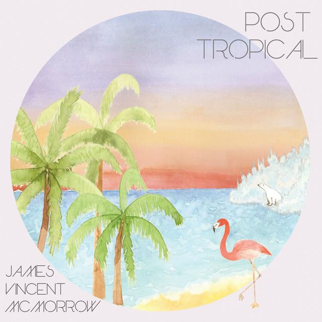 James Vincent McMorrow Post Tropical album cover
