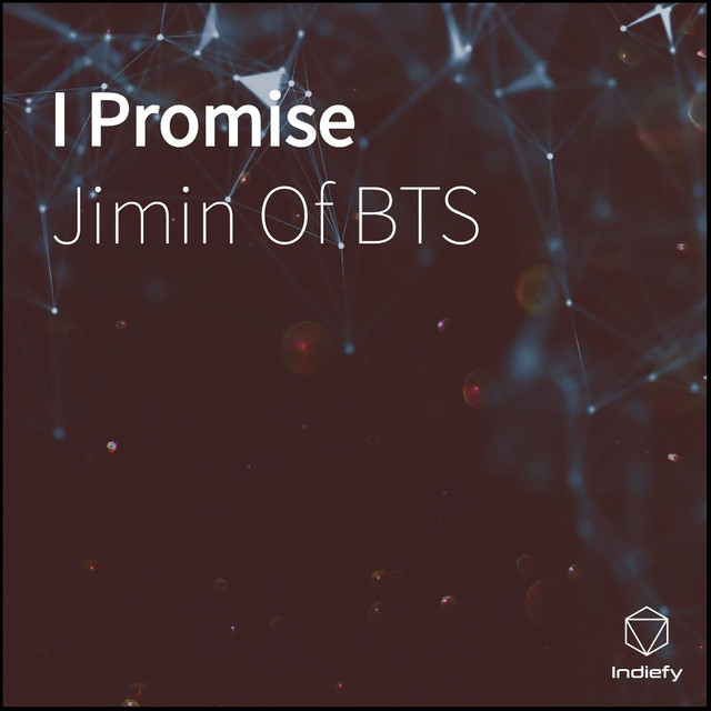 I Promise by Jimin Of BTS on Spotify