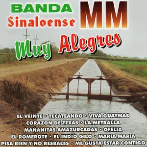 Muy Alegres Albumcover