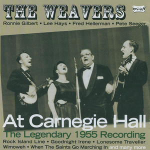 The Weavers at Carnegie Hall album