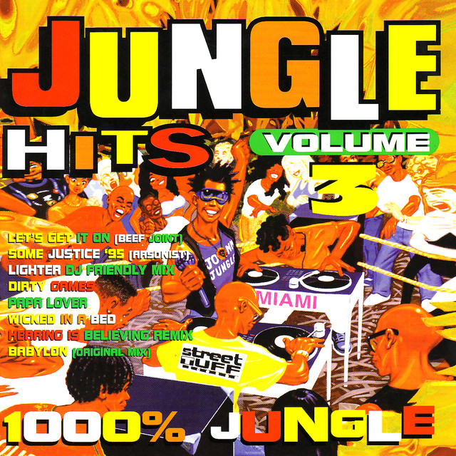 Image result for jungle hits volume 3