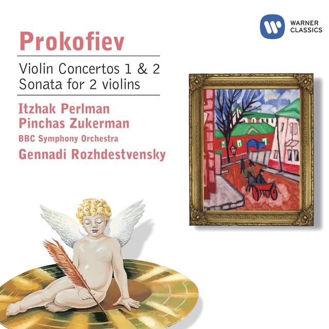 Prokofiev: Violin Concertos 1 & 2 - Sonata for two violins