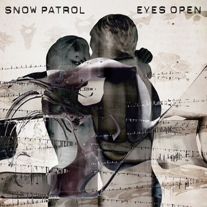 Eyes Open (International Package with bonus live tracks) Albumcover
