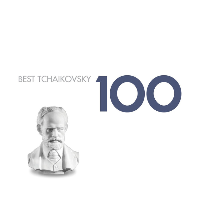 100 Best Tchaikovsky Albumcover