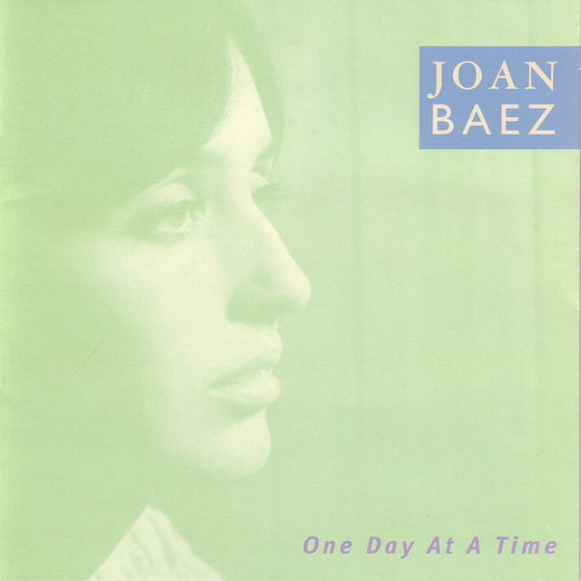 Joan Baez One Day at a Time album cover