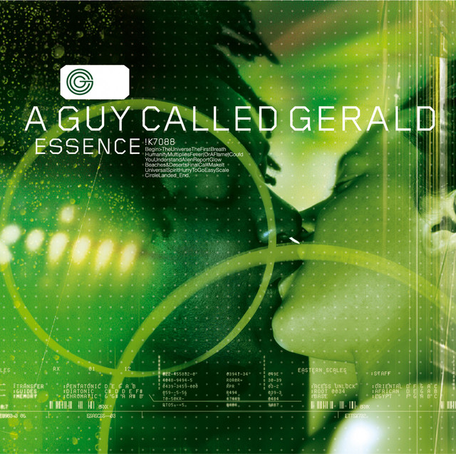 A Guy Called Gerald Essence album cover