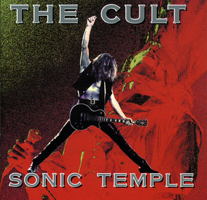 The Cult Fire Woman cover