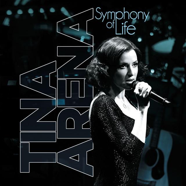 Tina Arena Symphony of Life album cover