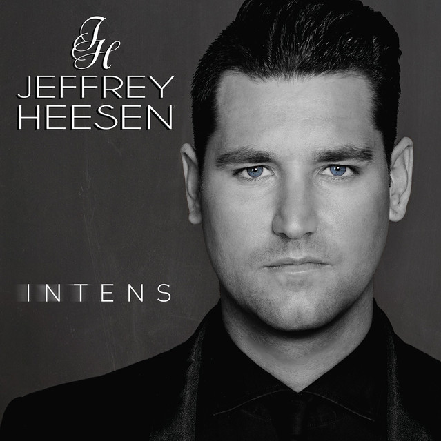 Album cover for Intens by Jeffrey Heesen