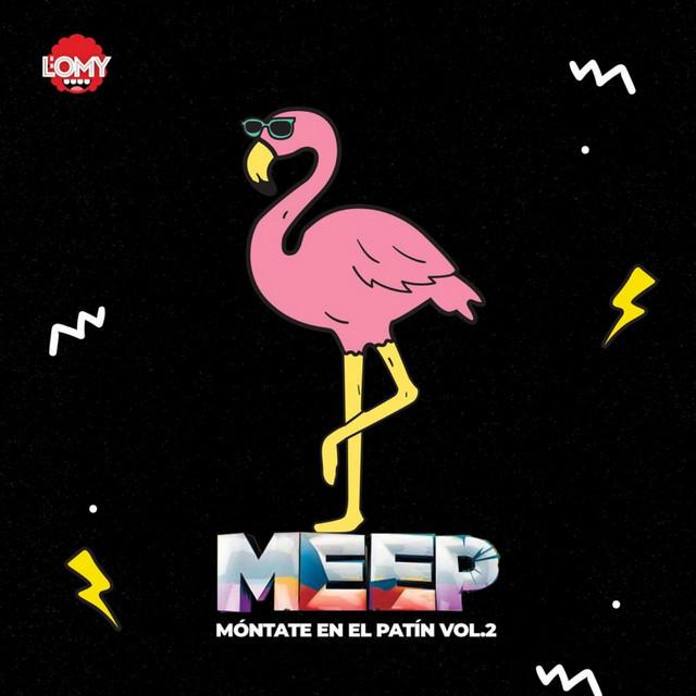 Album cover for Móntate en el Patín, Vol.2 by L'Omy