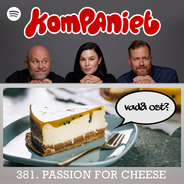 Passion for cheese