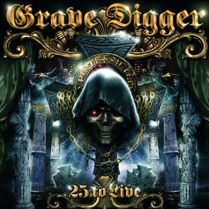 Gravedigger Yesterday cover