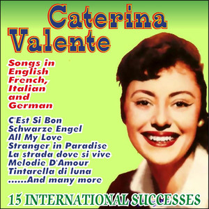 Caterina Valente Melodie D'amour cover