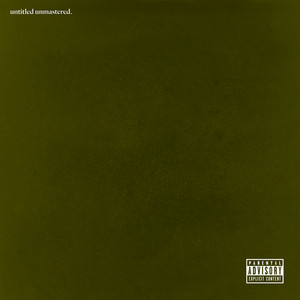 untitled unmastered. Albumcover