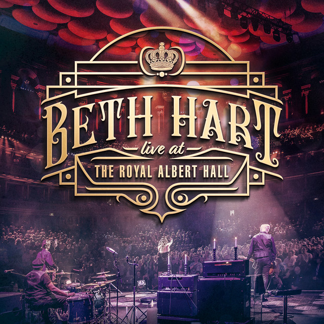 Album cover for Live At The Royal Albert Hall by Beth Hart