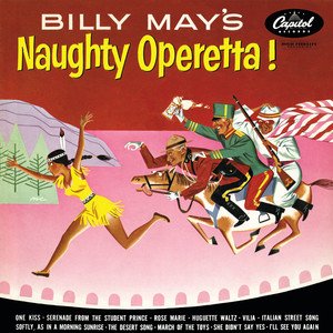 Naughty Operetta! album