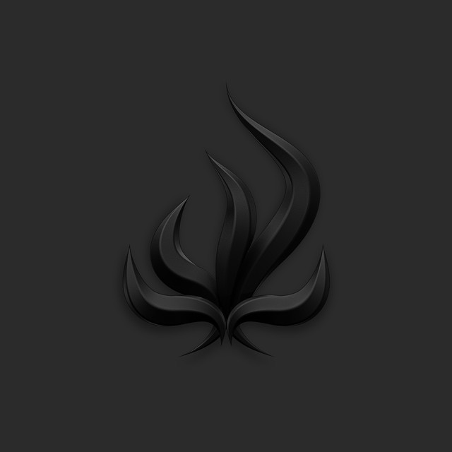 Album cover for Black Flame by Bury Tomorrow