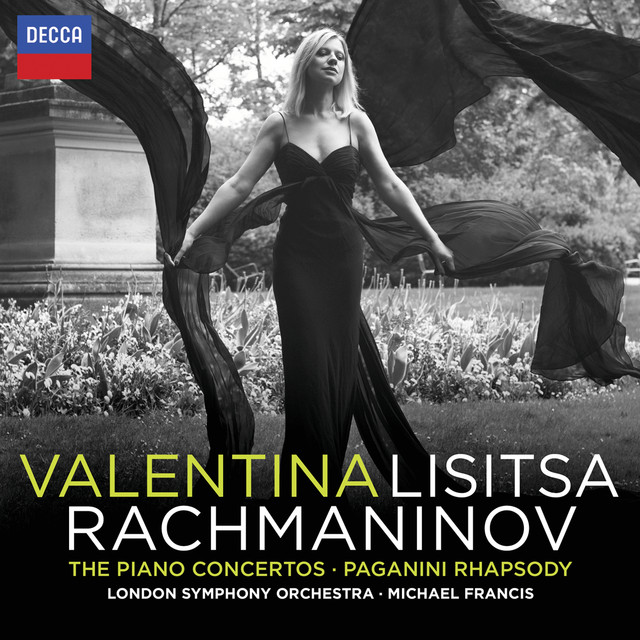 Rachmaninov: The Piano Concertos; Paganini Rhapsody