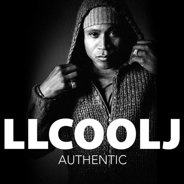LL Cool J Authentic album cover