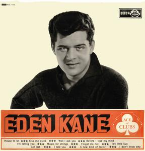 Eden Kane album